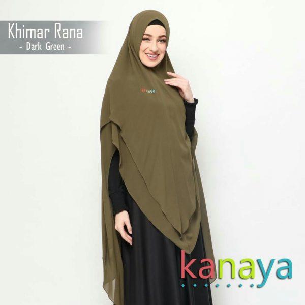 kanaya boutique khimar polos rana