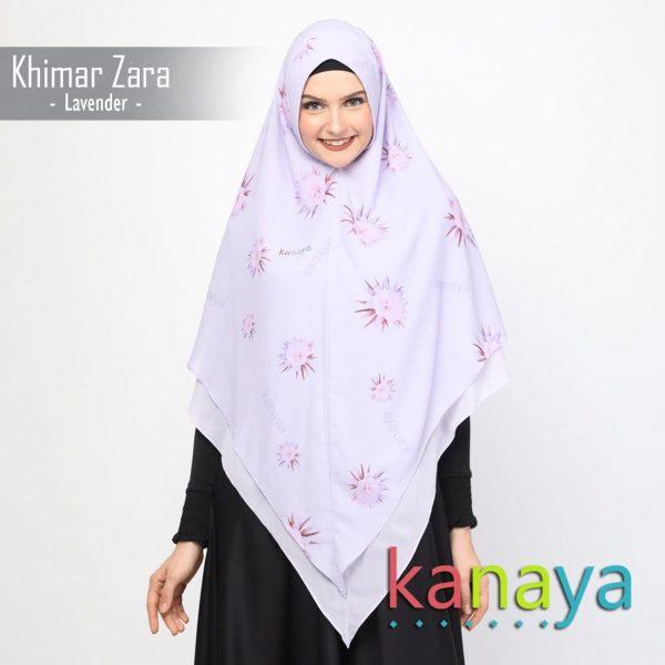khimar kanaya zara lavender-ahzanimuslimstore
