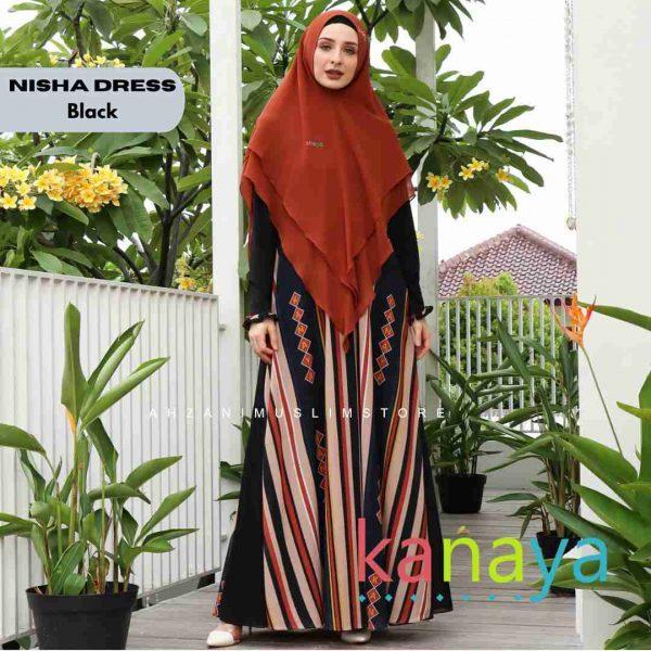 Nisha dress kanaya-ahzanimuslimstore